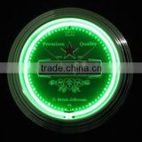 Promotional Beautiful Neon Wall Clock for Decoration                                                                         Quality Choice