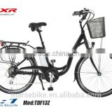 s bend Li-polymer electric bicycle motor chain drive