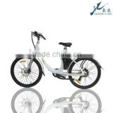 2015 hot sale 26 inch 2 wheel steel frame 7 speeds electrical adult cargo bike frame bicycle with coaster brake