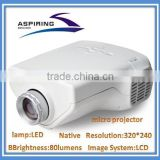 Mini LED Projector, Home theater Projector mini projector module