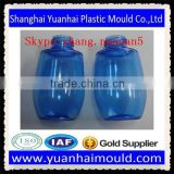 OEM/ODM 3d drawing plastic blow mould making for cosmetic bottle