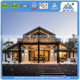 Economical light steel prefabricated modern villa                                                                         Quality Choice