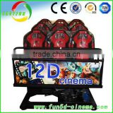 Most popular big promotion!!!truck mobile 5d 7d cinema with laser and gun shooting for sale