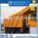 Diesel Engine Type and Turbocharger Type diesel engine 70T mine dump truck for Provide overseas engineering