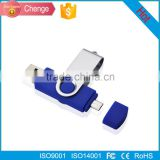 Promotion cheap custom otg usb flash drives,fashion otg pen drives for cell phone