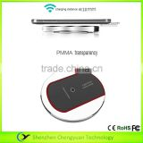 Wholesale wireless induction charger magnetic qi wireless phone universal wireless charger for smartphones