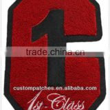 Chenille Letters Patches