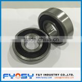 6900 series deep groove ball bearing 6905 ZZ 6905-2RS 25X42X9MM ball bearing