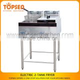 Hot selling free standing chicken fryer machine henny penny