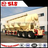 25 ton bulk cement tank semi trailer, cement bulker trailer