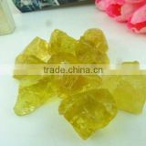 rough and rock natural citrine crystal quartz in stock