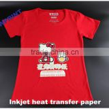 Fluorescent t-shirt transfer paper for cotton/transfer paper/transfer paper for canon printer