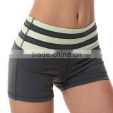Four Way Stretch, Wicking, Durable, Plus Size Wholesale Fitness Clothing Fashion Women Gym Shorts