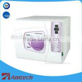 High quality Competitive price China supplier 23L Dental Autoclave dental sterilizer dental autoclave AMT S23/18-I