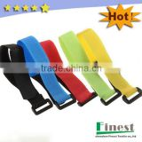 hook and loop band cable ties binding