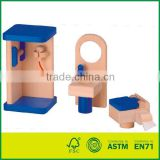 Miniature Furnitures Set Doll House