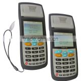 UHF rfid handheld rader with GPS module for ticketing, retailing, loyalty or parking
