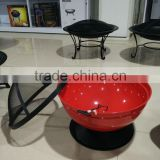 Stocked Feature and Fire Pits Type steel bowl fire pit