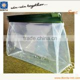 Clear cosmetic pvc bag makeup bag & ever beauty cosmetic bag