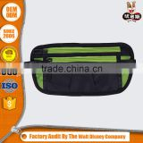 2016 Durable running practical sports gym fitness workout crossings waist belt bag pouch bag