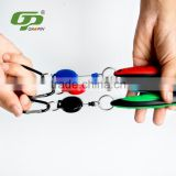 2106 deluxe Promotion New Golf club cleaning Brush With Retractor Brush Ball Golf Accessory