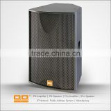 Factory High Quality Power Professional Speaker 2 Way Full Range 2*15 Inch 350W Stage Speaker with Good Price