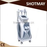 STM-8064H electro pads beauty equipment machine advanced elight ipl hair removal with CE certificate