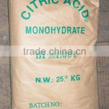 Citric Acid Monohydrate (CAA)