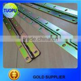 Custom 1.5m long carbon steel piano hinge for manufacturer