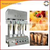 Neweek new popular hand holding automatic vertical pizza cone maker
