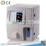 YSTE880 cheap price blood cell count automatic hematology analyser for sale