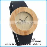 Expensive luxury quartz wood watches for men and women