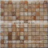 High Quality Brown Onyx Mosaic Tiles For Bathroom/Flooring/Wall etc & Mosaic Tiles On Sale With Low Price