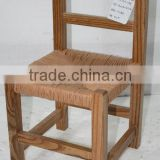 antique wooden chair for children living room bedroom