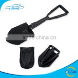 Carbon Steel Fodable Snow Shovel Manufacturers Easy to Take