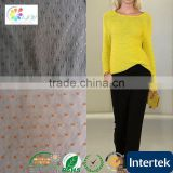 Thin 100% cotton fabric for fashion trending blouses with 40s flower printed chiffon fabric