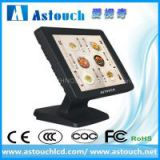 15 inch metal case POS touch screen monitor