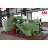 Metal chips scrap briquette press machine for recycling