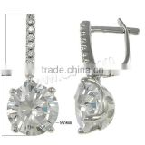 Fashion jewelry Cubic Zircon 925 sterling silver jewelry set