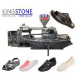 PVC Three Color Slippers Making Machine