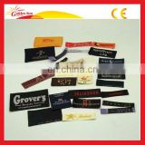 High Quality Hot Selling Shuttle Loom Woven Label