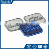 China factory custom 3d rubber patch logo
