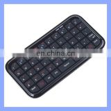 Black Mini Bluetooth Wireless Keyboard for iPhone iPad PC PS3 Smart Phones