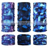 Promotional Seamless Style Multifunctional Bandana Fabric Headband