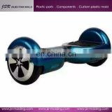 Two wheel smart drifting balance electric scooter for air wheel with solo wheel with LED