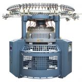 Transferred Rib Jacquard Circular Knitting Machine