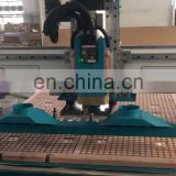 9.0kw spindle Automatic tool change machine ATC 1325 2030 Wood cnc router for Furniture doors windows
