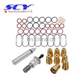 7.3L Powerstroke Injector Sleeve Cup Removal Install Master Kit 2 With Oring Kits Without Brushes Injector Removal Install Kit