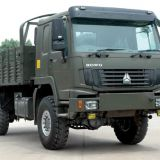 SINOTRUK 4x4 military truck cargo truck Army Truck for sale