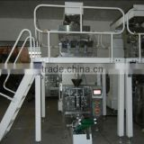 Packing Machine with 4 Heads Linear Weigher